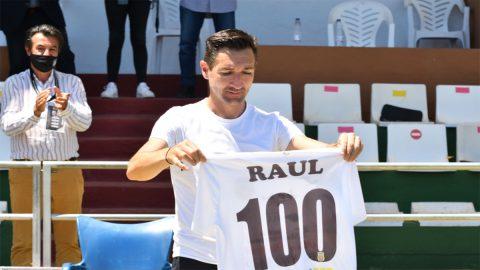Raúl Casañ, Peña Deportiva
