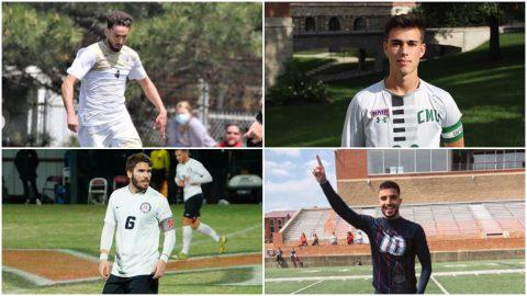 jovenes españoles en el soccer universitario