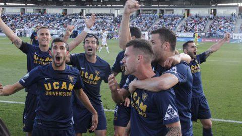 UCAM Murcia CF ascenso