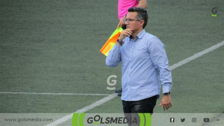 Dani Ponz, entrenador UD Alzira