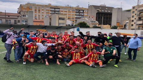 vilafranca celebración ascenso