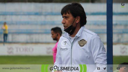 Gustavo Siviero, entrenador del Intercity