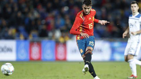 Brais Méndez Selección Española