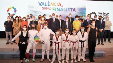 Candidatura Valencia Gay Games
