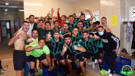 Celebración Jerez Play Off