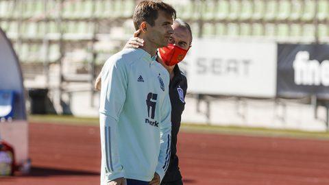Diego Llorente Selección