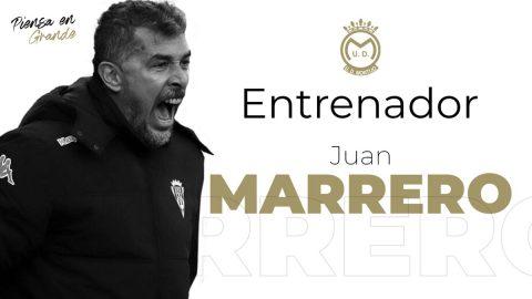 Juan Marrero entrenador Montijo