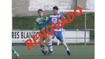 Asier Ignacio jugador CP Arroyo