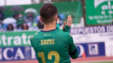 Samu Hurtado jugador Villanovense