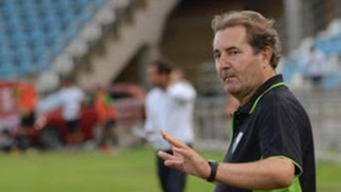 Vázquez Bermejo entrenador Jerez