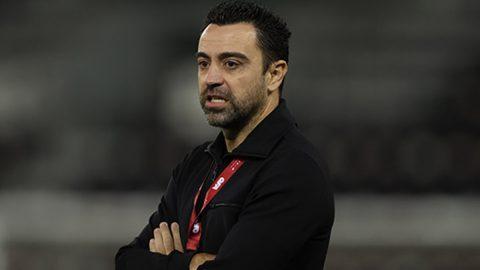 Xavi Hernández entrenador