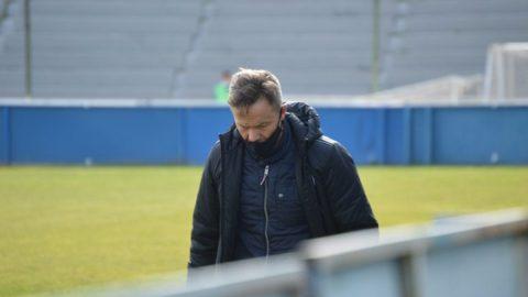 Javi García entrenador Atlético de Pinto