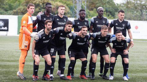 Once titular CD Lealtad temporada 2021-22