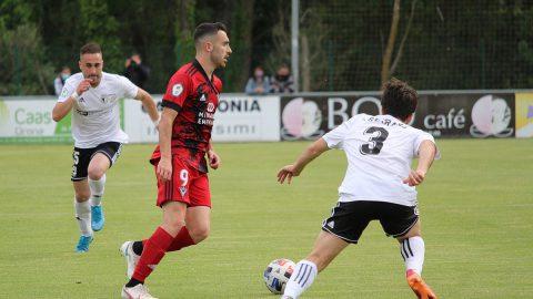 Final playoff Burgos Promesas - Mirandés B