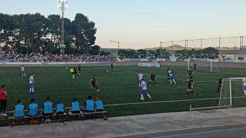 Ida semifinal playoff UDE-Buñol