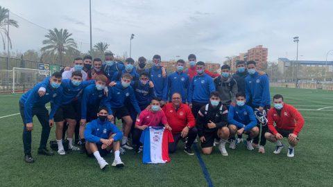 Juvenil A CF Historics Valencia