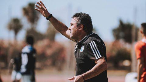 Kiko De Diego entrenador CD Marino