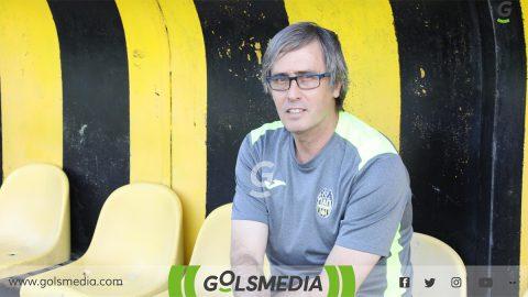 Luis Navarro, entrenador del Paterna CF