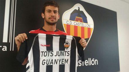 Jordi Mareñá CD Castellón