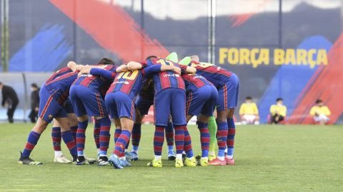 Piña Juvenil A FC Barcelona
