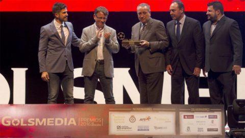 Premios Golsmedia 2016