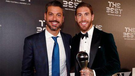 René Ramos y Sergio Ramos
