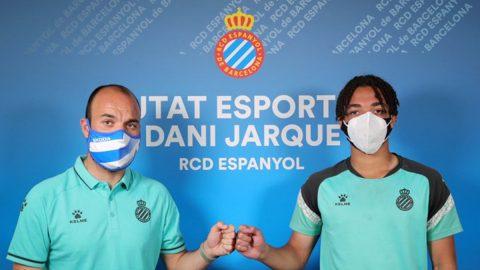 Luca Warrick renovación Juvenil A Espanyol