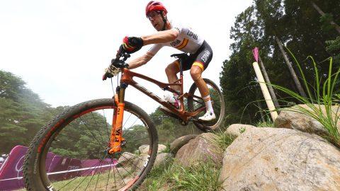 David Valero Juegos Olímpicos mountain bike