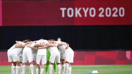 España Fútbol Tokio 2020