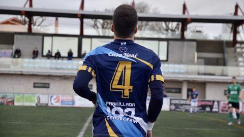 Jorge Queiruga jugador CSD Arzúa