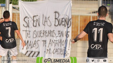 Castellonense-Ribarroja playoff