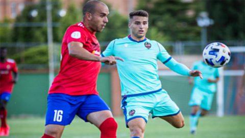 CD Teruel - Atlético Levante