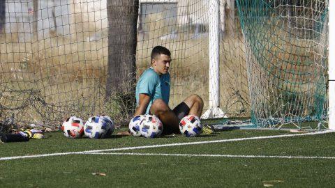 Edu Frías portero Córdoba CF
