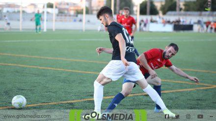 Chuso play-off contra Ribarroja