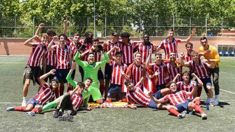 Juvenil A Atlético de Madrid