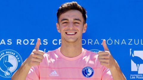 Yerpes nuevo jugador Las Rozas CF