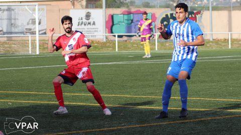 ablo Rojo partido FC Villanueva del Pardillo -AD Torrejón