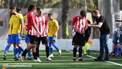 Orihuela CF B - Santa Pola CF