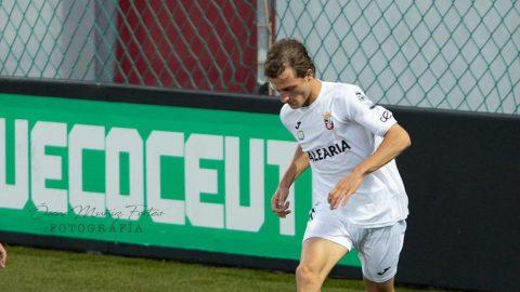 Pablo García AD Ceuta FC