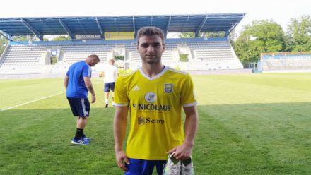 Tali, goleador de Benifaió