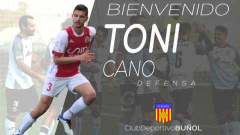 Toni Cano