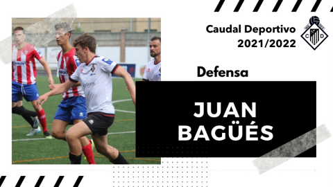 Juan Bagües fichaje Caudal