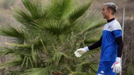 Adrián Romero, Hércules CF B