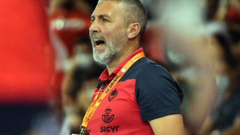 Carlos Viver balonmano