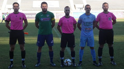 Polideportivo El Ejido-UD Alzira