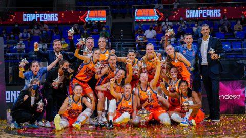 Valencia Basket Supercopa Femenina