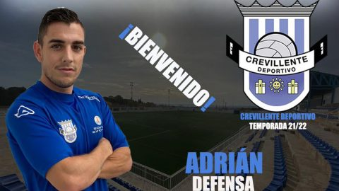 Adrián Cerdà fichaje Crevillente
