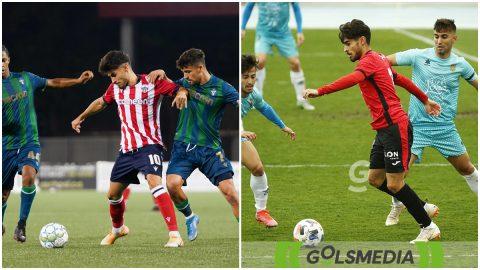 Alberto Soto Atlético Ottawa y CF Nucía