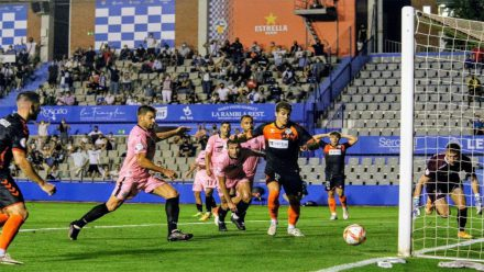 CE Sabadell - RB Linense