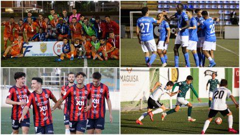 Atzeneta, Lleida, Yeclano y Guijuelo